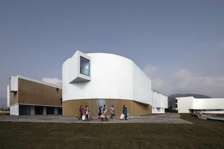 Museo YingYao Sandware / a9architects, © ARCH-EXIST