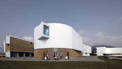 Museo YingYao Sandware / a9architects