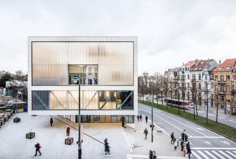 Centr'Al / B-architecten, © Lucid