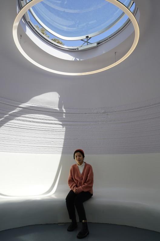 interior. Image Courtesy of Professor XU Weiguo's Team