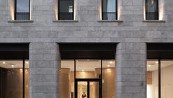 Edificio residencial Cvet32 / Tsimailo Lyashenko and Partners