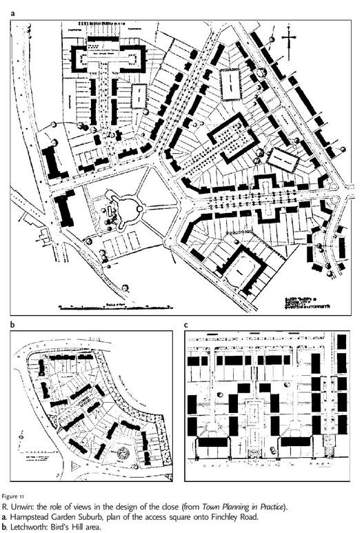 Garden Cities Site Plans