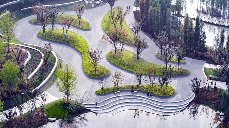 Parque Yujidao / BLVD International, © Shining Laboratory