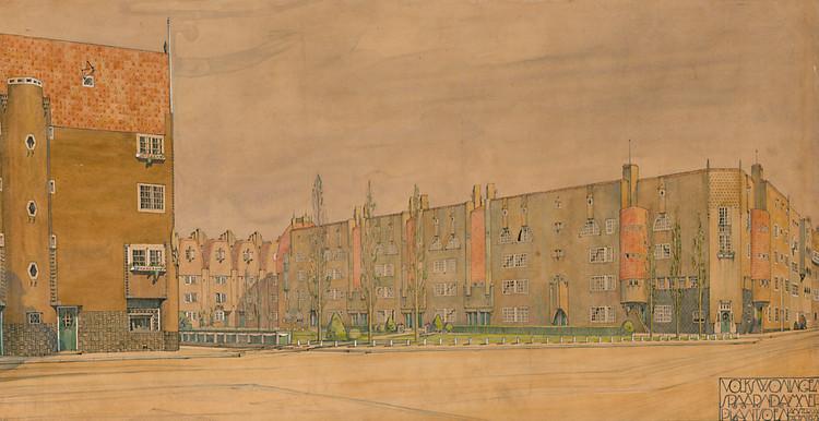 Spaarndammer, South side. Image via Wikimedia