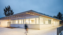 The Two Gooses Day Care Centre / WRA- Wild Rabbits Architecture + Ithaques