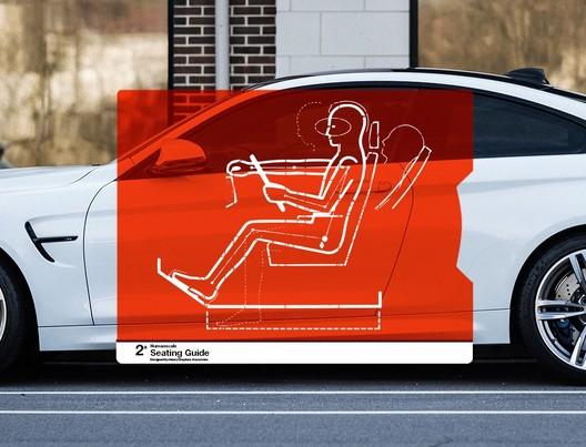 Humanscale - conjunto de modelos de design ergonômico que contém mais de 60.000 medidas. © IA Collaborative