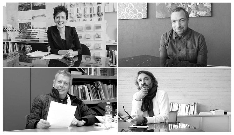 What is Architecture? Concepts from Coop Himmelb(l)au, Lina Ghotmeh, Liam Young and Topotek 1, Courtesy of What is architecture?