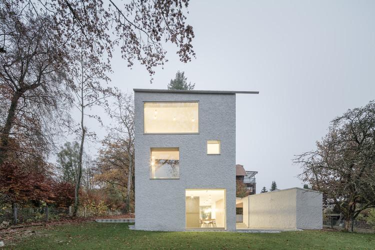 Casa Schwab / Architekturbüro Huber, © Florian Holzherr
