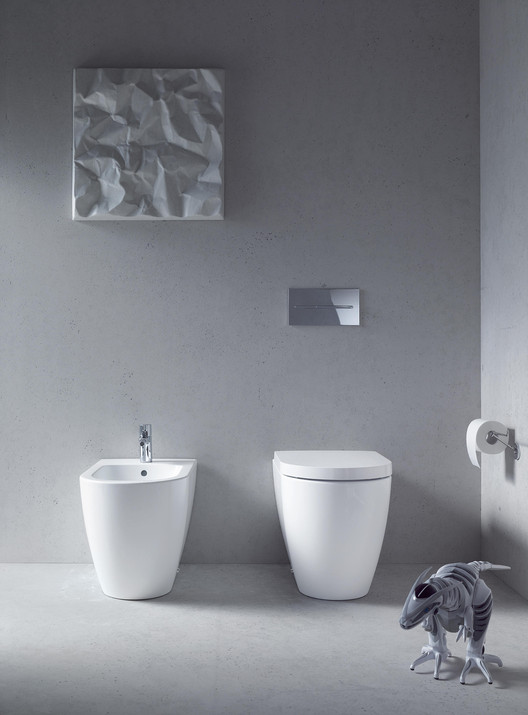 HygieneFlush Technology: Antibacterial Toilets for Bathroom Cleanliness, Duravit stands for high-quality designs and innovative technologies. Both hygiene and efficiency can be greatly increased with its HygieneFlush flushing technology. Image Courtesy of Duravit