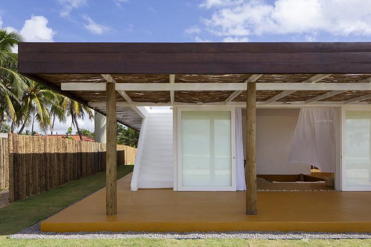 Brazilian Houses: 10 Homes Using Rustic Wood, Cupe House / MNMA studio. Photo: ? Andre Klotz