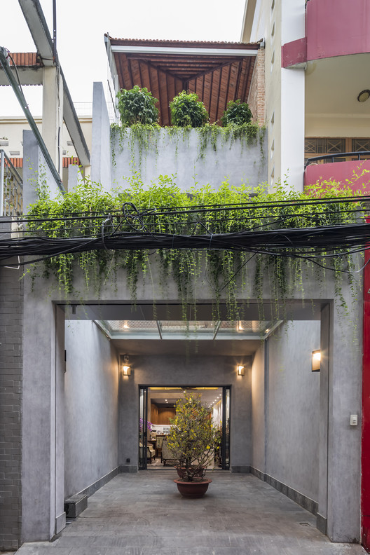 Dist.4 House / SEMBA VIETNAM, © DeconPhotoStudio