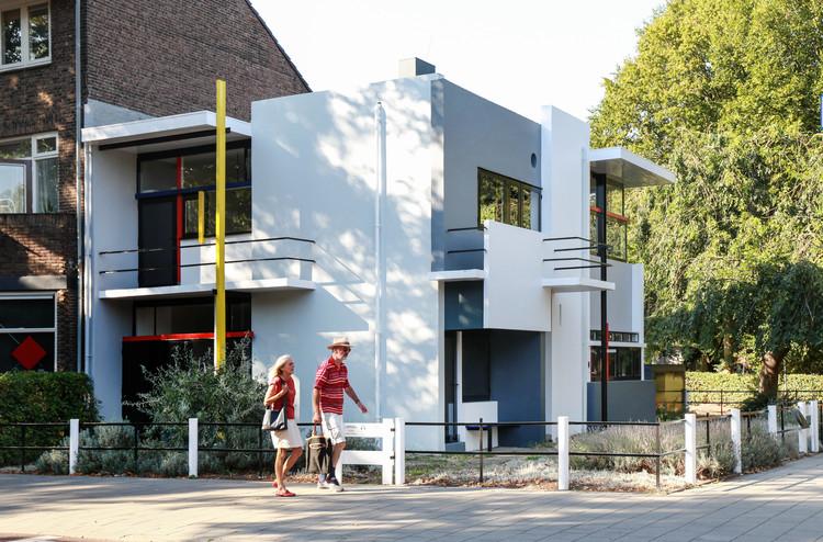 AD Classics: Rietveld Schroder House / Gerrit Rietveld, © Maria Gonzalez