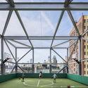 Rodeph Sholom School Playdecks by Murphy Burnham & Buttrick Architects. Image © Francis Dzikowski