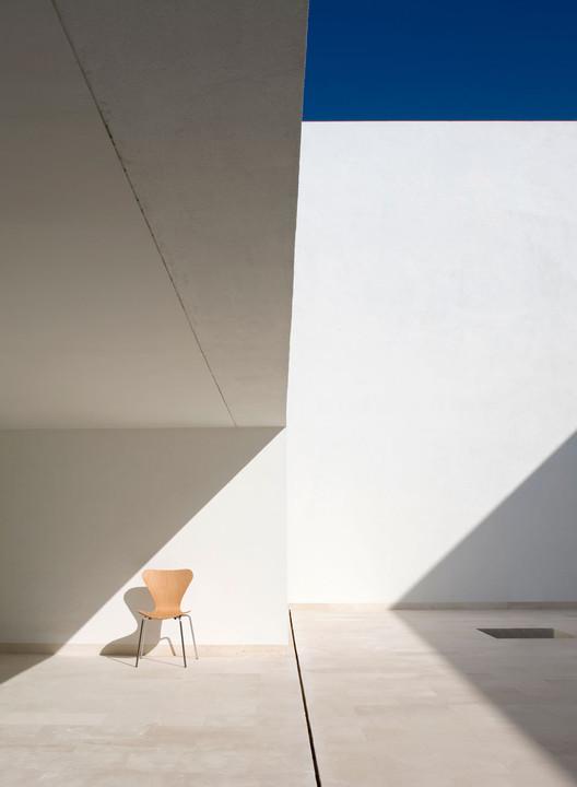 Casa Guerrero / Alberto Campo Baeza. Image © Fernando Alda