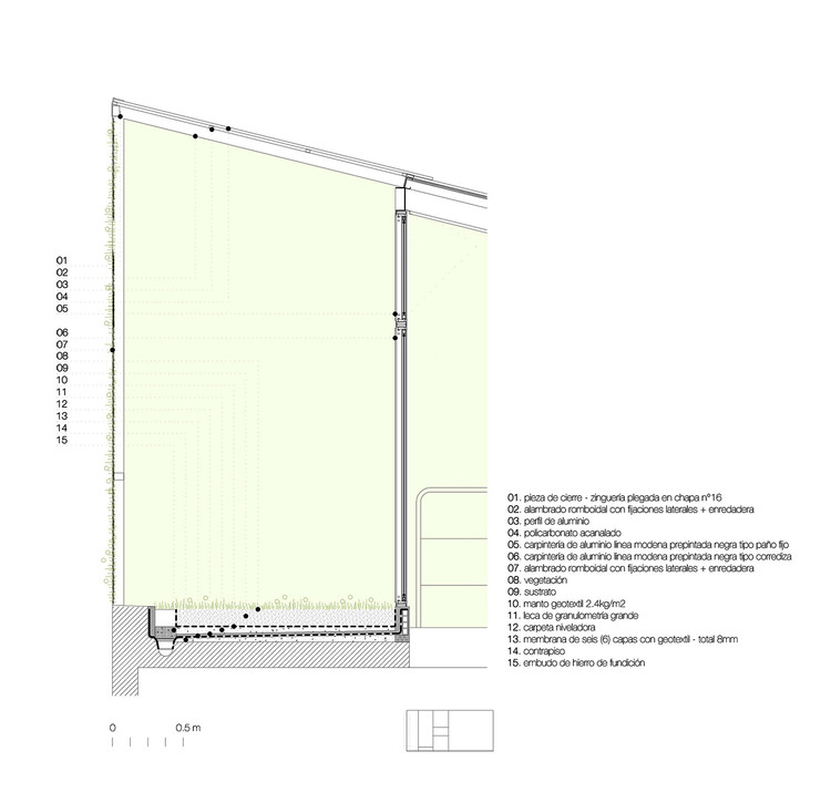 Casa Silvina y Omar / IR arquitectura. Image