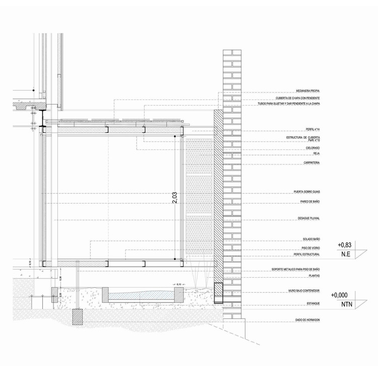 Casa Holmberg / Estudio Borrachia. Image