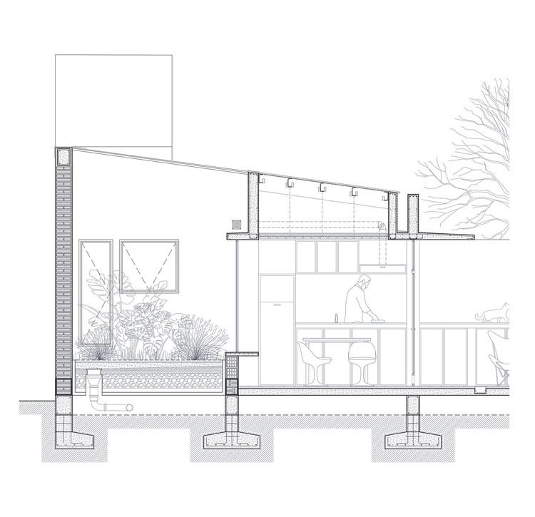 Casa Patio / Ezequiel Spinelli + Facundo S. López. Image