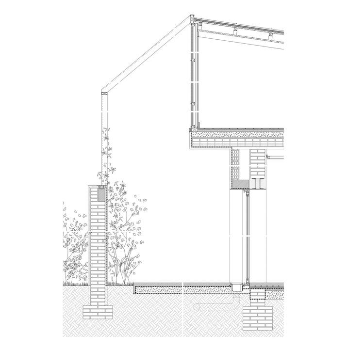 Casa Martínez / BHY arquitectos. Image