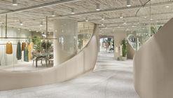 Ulupinar Textile Headquarters Showroom / Zemberek Design