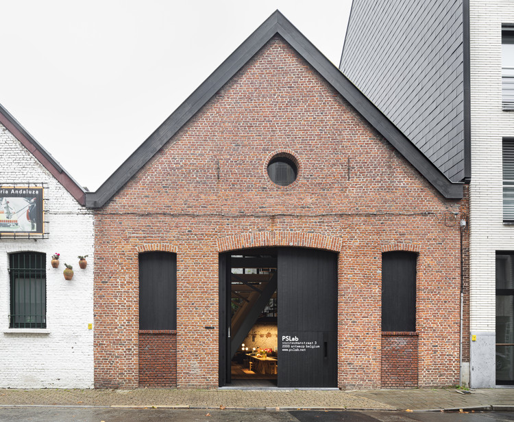 PSLab Offices / B-architecten, © Ilse Liekens