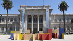 Laberinto VEO VEO / Docentes y estudiantes de 3° año de la Carrera de Arquitectura UDD Santiago