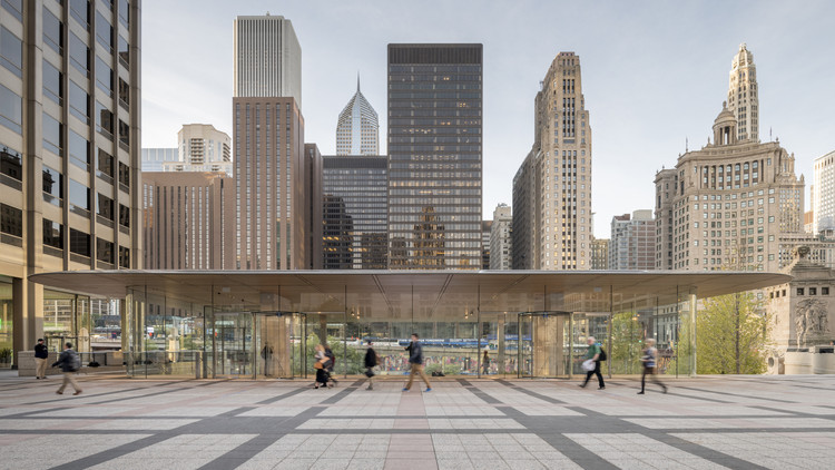 A Windy City Welcome: Rethinking Hospitality Design in Chicago, © Nigel Young