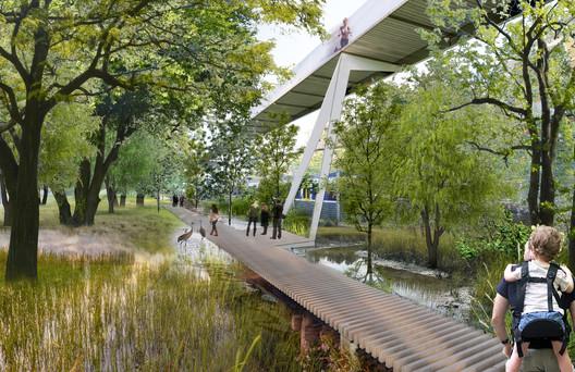 Courtesy of OUTCOMIST, Diller Scofidio + Renfro, PLP Architecture, CRA - Carlo Ratti Associati and Arup
