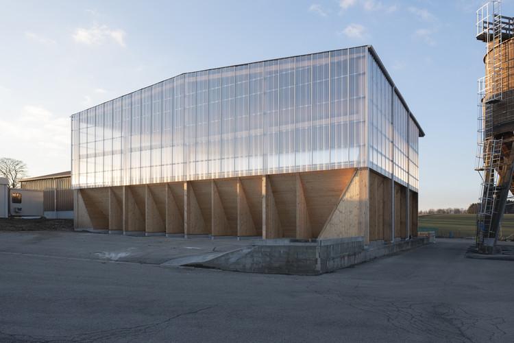 Salt Warehouse / Goffart-Polomé Architectes, © Antoine Richez