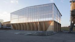 Salt Warehouse / Goffart-Polomé Architectes