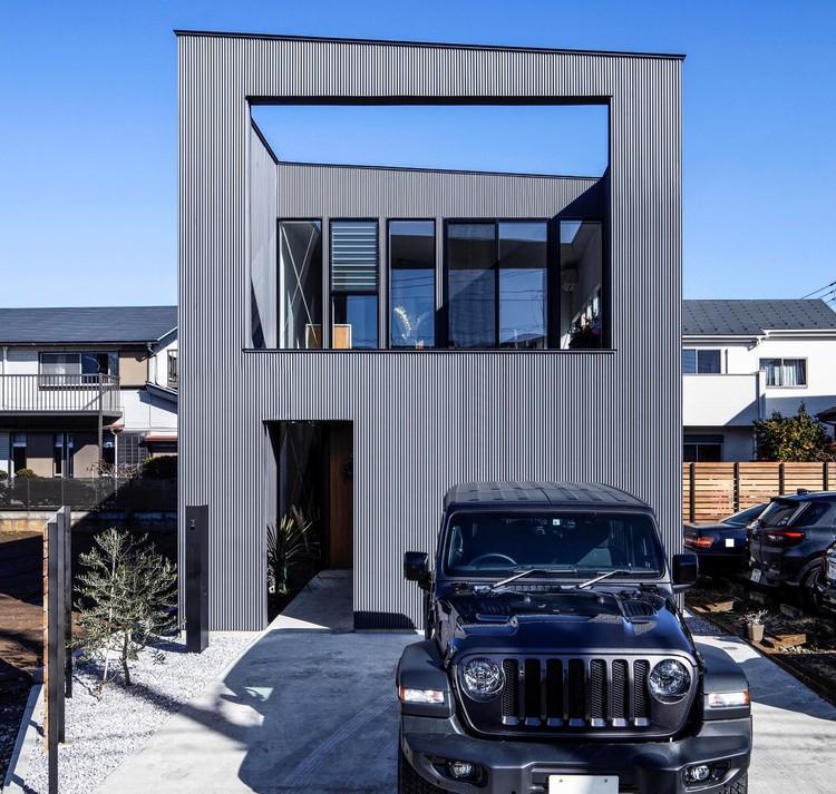 House-I / N.A.O, © Shinichi Hanaoka