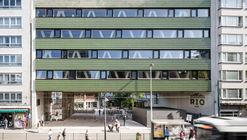Mundo-a  / B-architecten