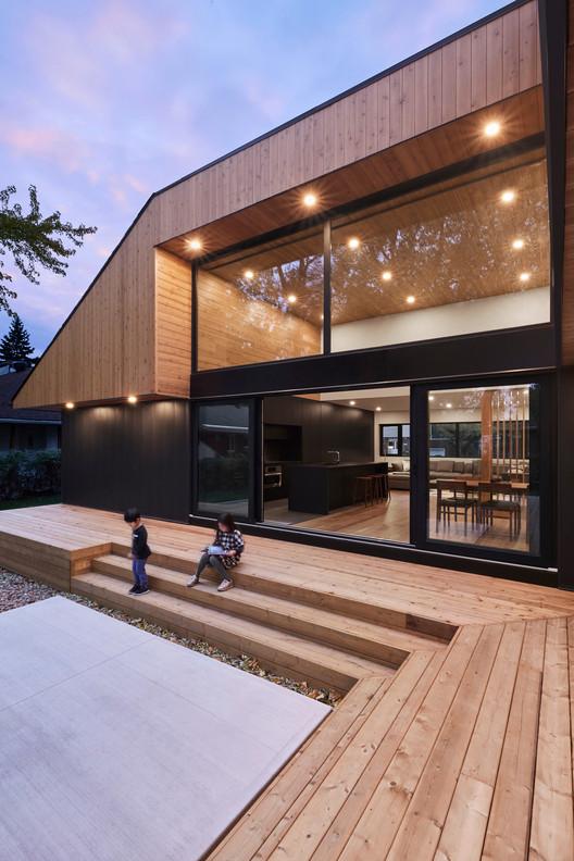 Pearl House / MXMA Architecture & Design, © Annie Faffard