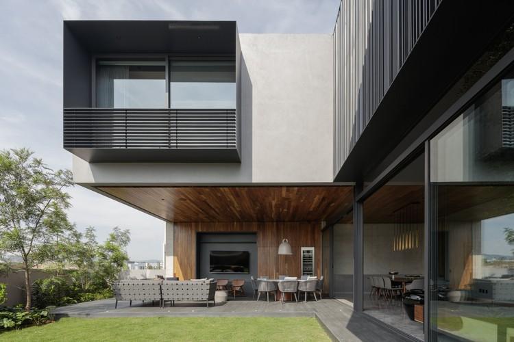 Casa dos / Hernández Silva Arquitectos, © Lorena Darquea