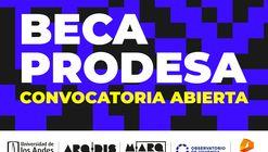 Beca Prodesa Maestría en Arquitectura Universidad de los Andes: Llamado a postulaciones