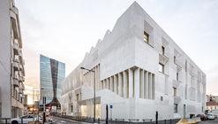 Escola Antoine de Ruffi / TAUTEM Architecture + bmc2 architectes