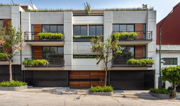 C20 / VOX arquitectura + PDI, © Rodrigo García Cué