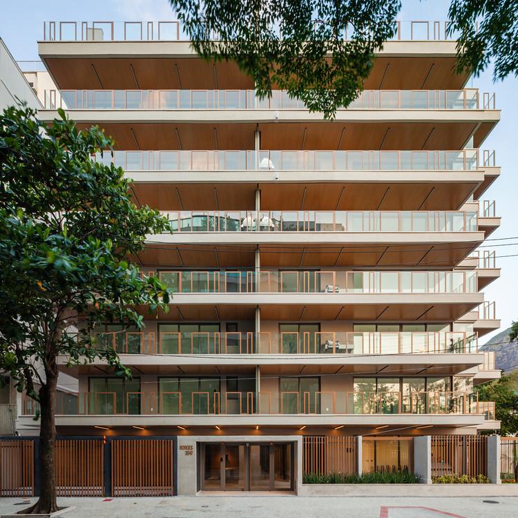 Borges 3647 /  Cité Arquitetura, © Pedro Vannucchi