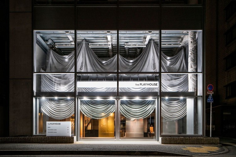 The Playhouse Store / Haruki Oku Design + PAN-PROJECTS, © Kenji Seo