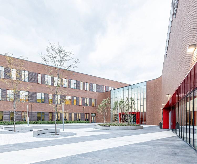 Escola Taft Freshman Academy / STL Architects, © Ignacio Espigares