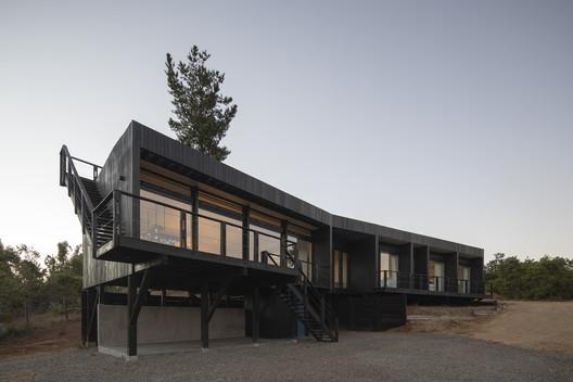 Casa Puertecillo / Estudio Base Arquitectos