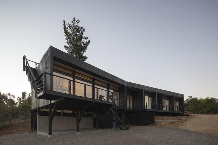 Casa Puertecillo / Estudio Base Arquitectos, © Pablo Casals Aguirre