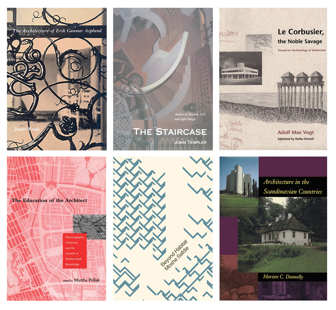 MIT Launches New Open Access Collection of 34 Classical Architecture and Urban Studies E-books ,© MIT Press