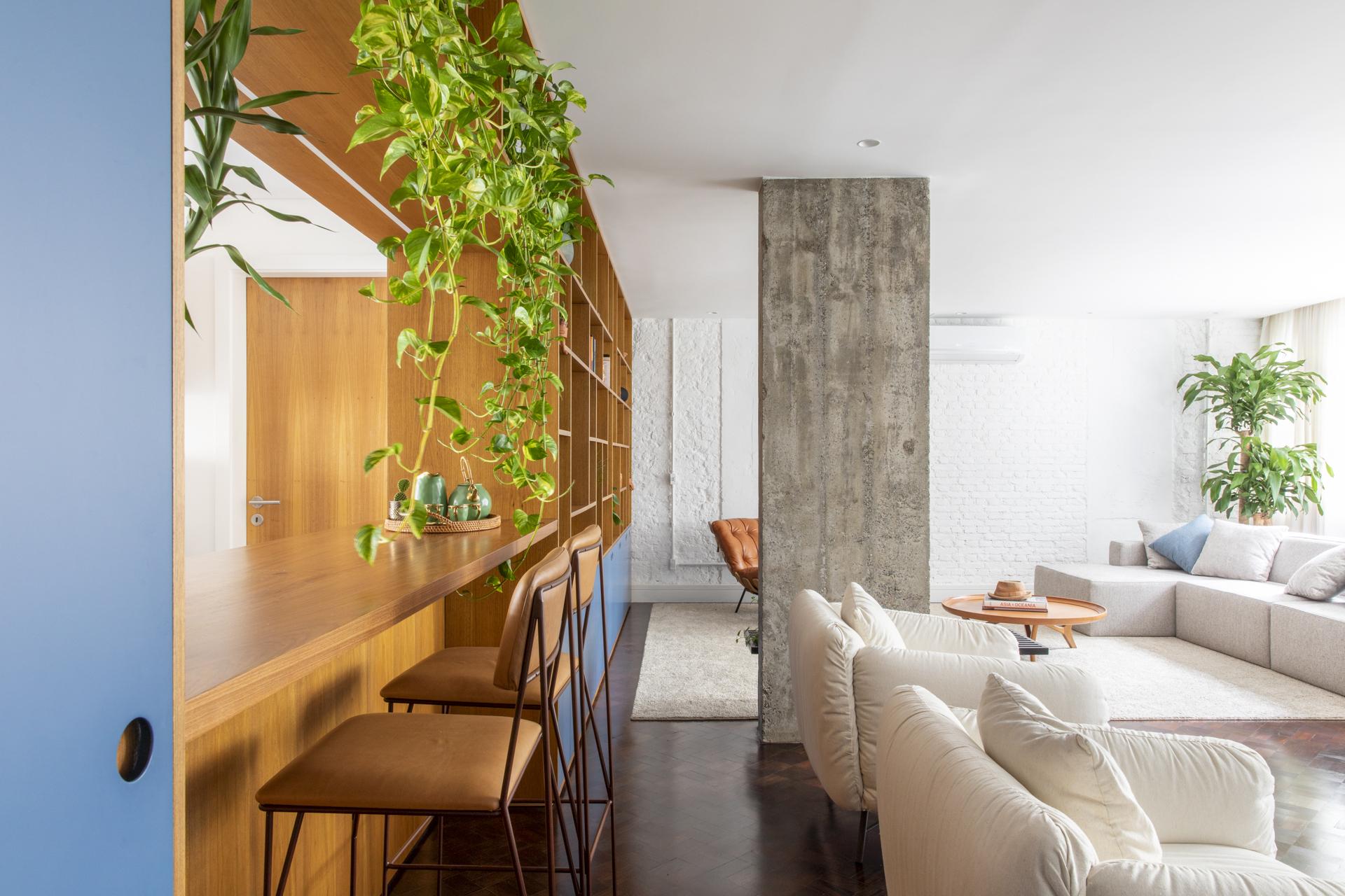 Sabará Apartment / Felipe Rodrigues Arquitetura