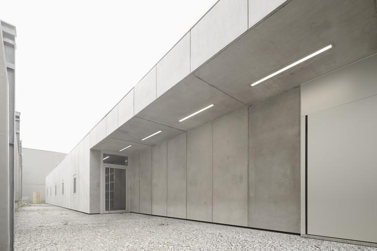 Steuerzentrale / Simon Freie Architekten BDA, © Brigida Gonzalez
