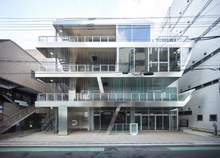Shikism Building / Ryuichi Sasaki + Sasaki Architecture, © Takumi Ota