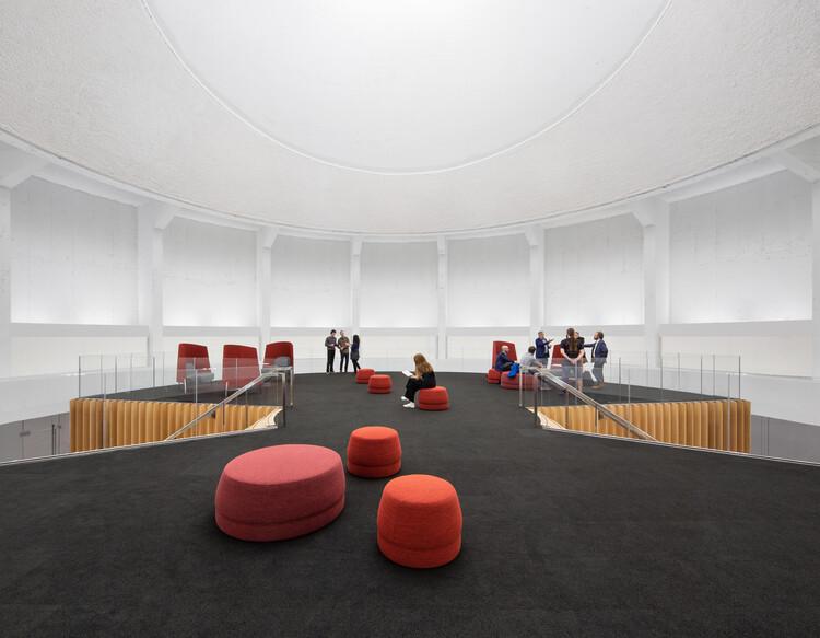 Conversion of ÉTS's Dow Planetarium / Menkès Shooner Dagenais Le Tourneux Architectes, © Stéphane Brügger