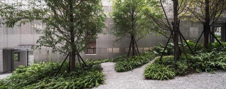 Rebuilding Neuropsychiatry Hospital / Wooyo Architecture, © YHLAA