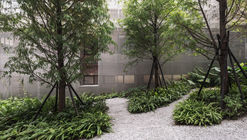 Rebuilding Neuropsychiatry Hospital / Wooyo Architecture