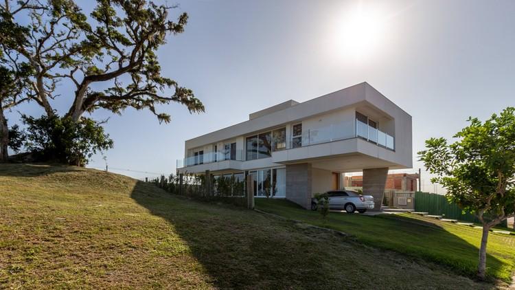 Casa da Figueira A+M / Corteo Arquitetos, © Marcelo Donadussi