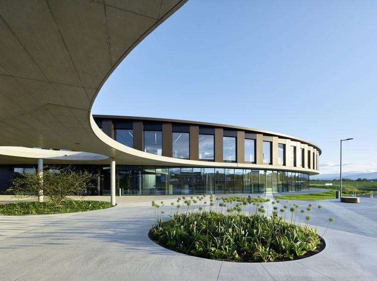 Campus Legero United / Dietrich | Untertrifaller Architekten, © Bruno Klomfar